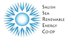 Salish Sea Renewable Energy Co-op (SSREC) Logo